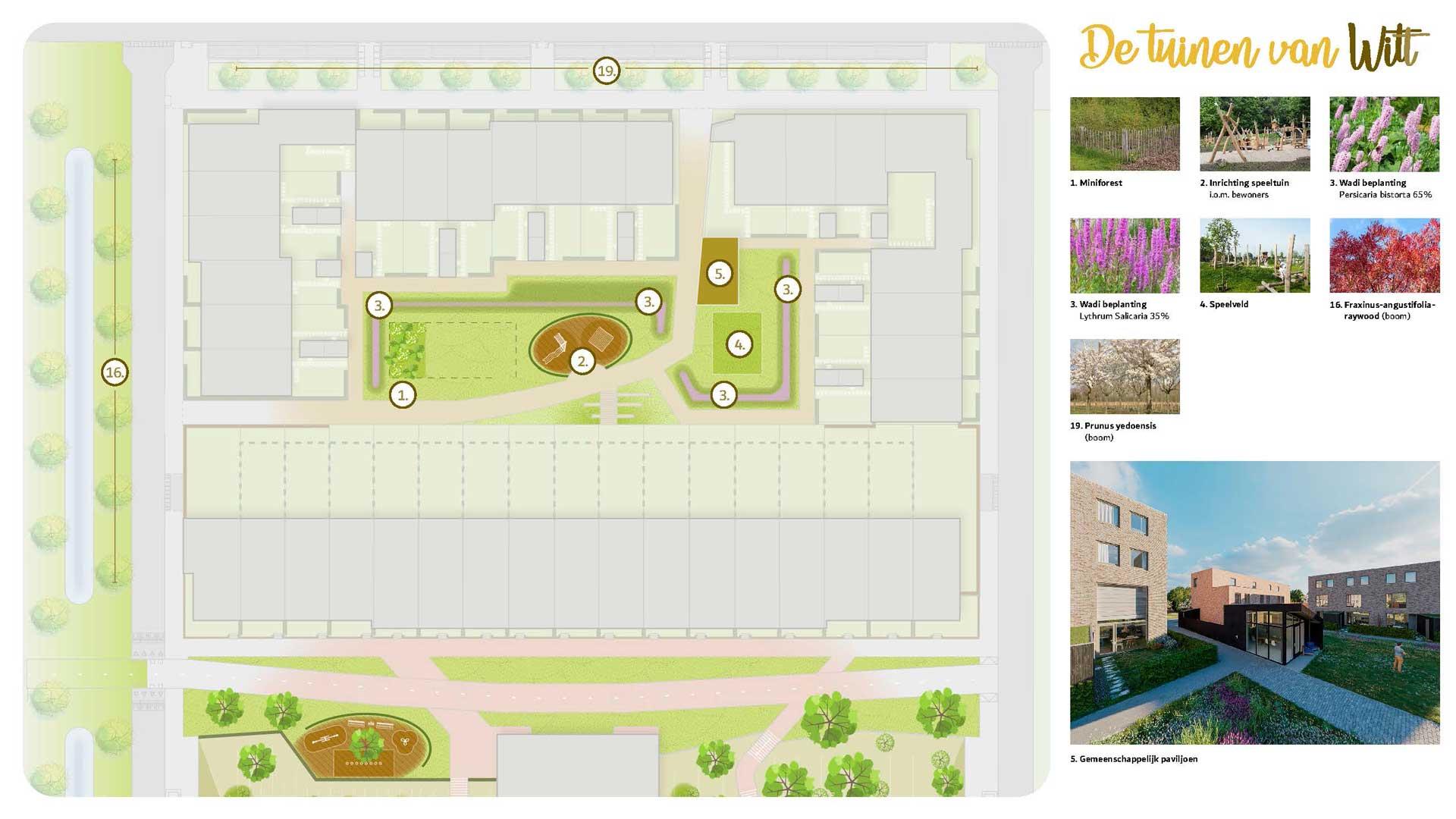 WITT-Nieuwbouw-Woerden-Binnentuin-bij-woningen
