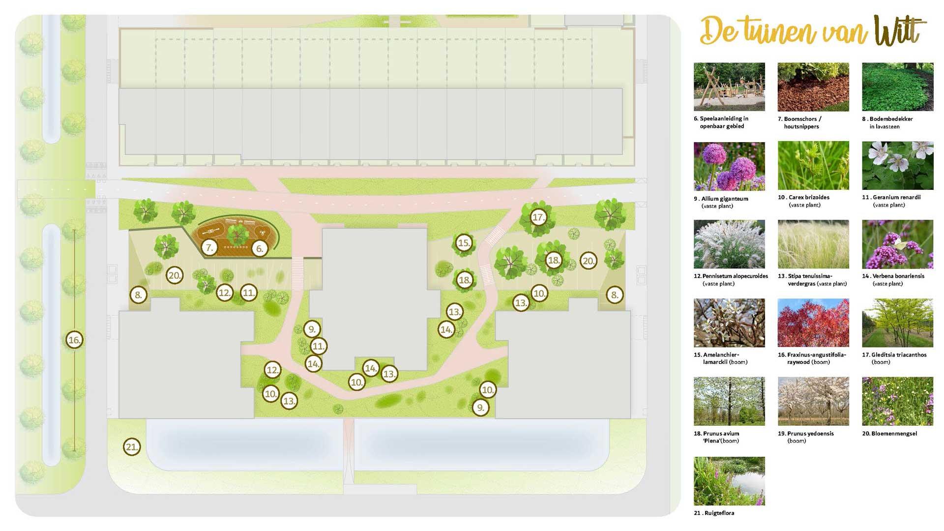 WITT-Nieuwbouw-Woerden-Daktuin-bij-appartementen