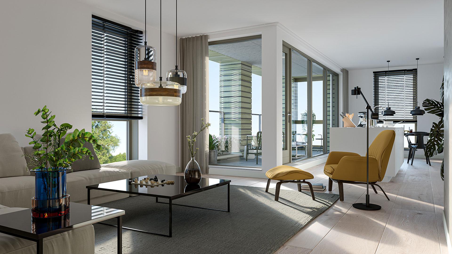 Appartementen - Koopwoningen Woerden - Nieuwbouwproject WITT